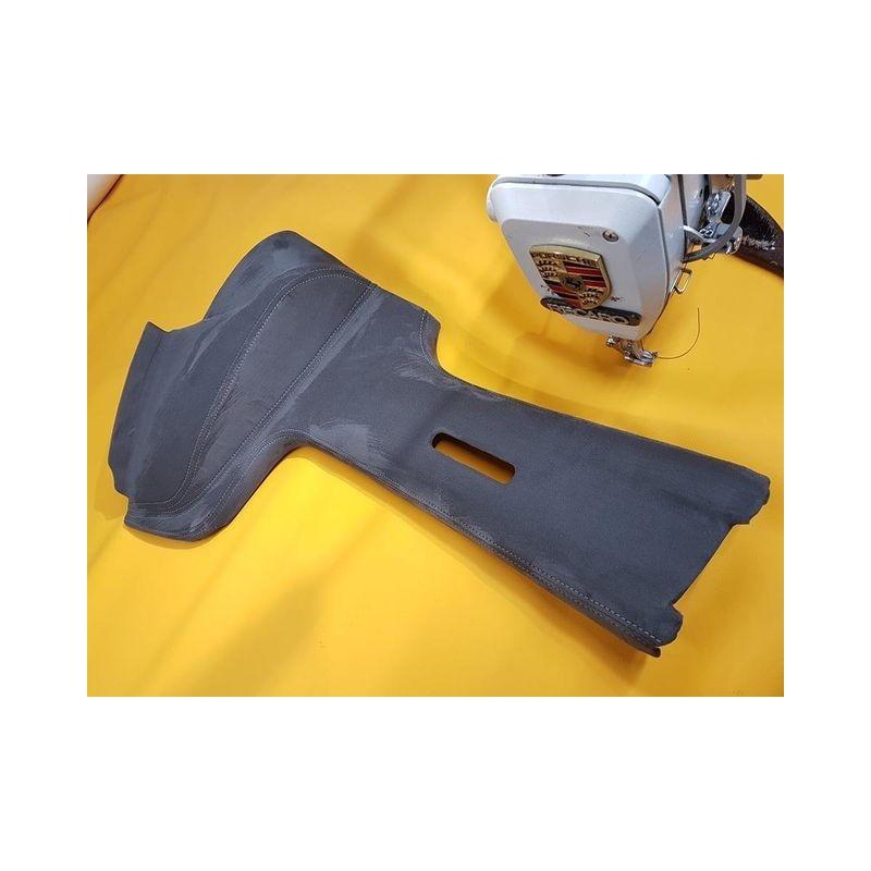 Caddy 2k Maxi B Pillar trim (Dark grey suede)