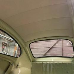 Volkswagen Beetle Suede Headliner kit (Beige))